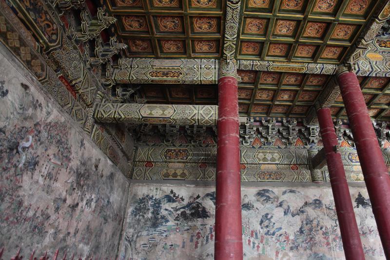 Le Temple Dai a Tai'an