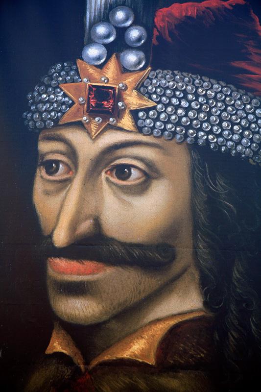 Portrait de Vlad, Musée d'art National © S. Dauwe