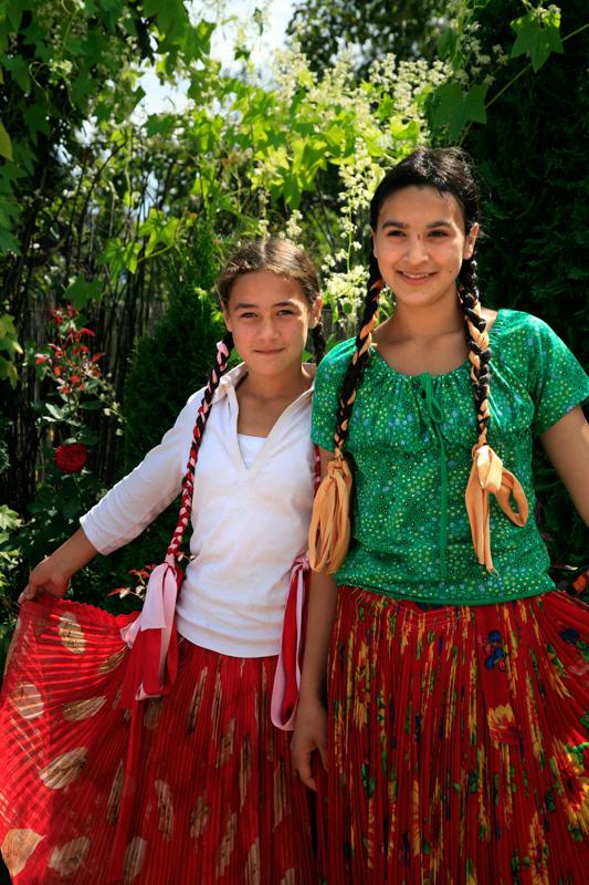 Jeunes Roms © Sophie Dauwe