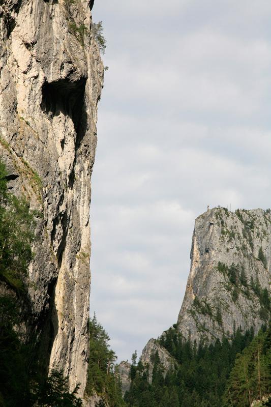 Gorges de Bicaz, entre Moldavie & Transylvanie © S.Dauwe