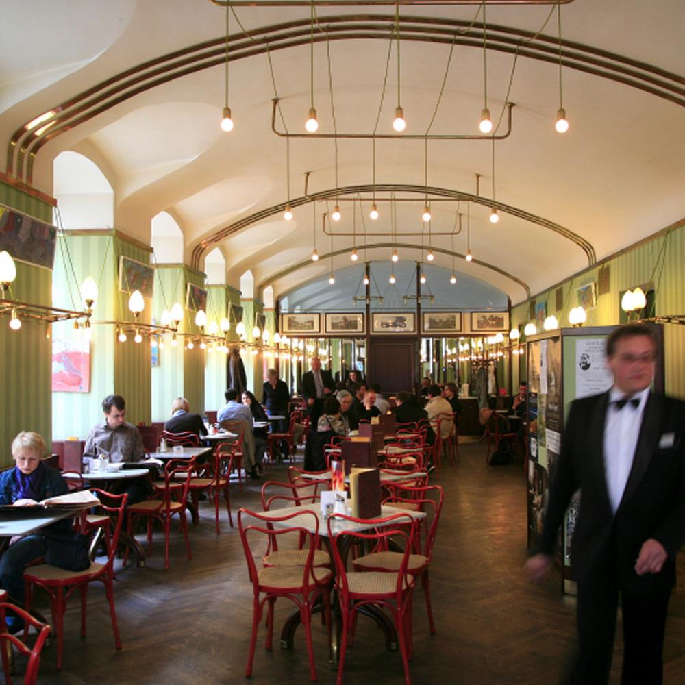 Cafe Museum ('Nihilism')