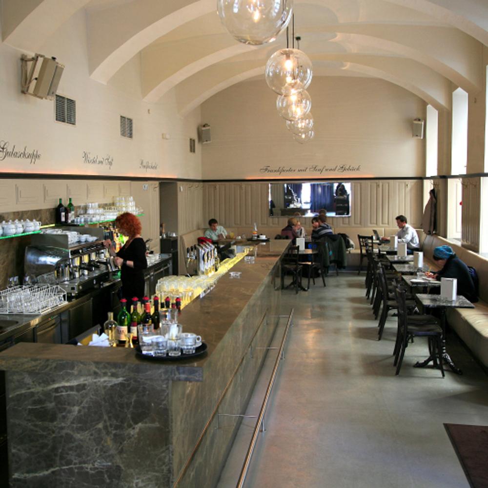 Café Drechsler, Linke Weinzeile 22 (Naschmarkt)