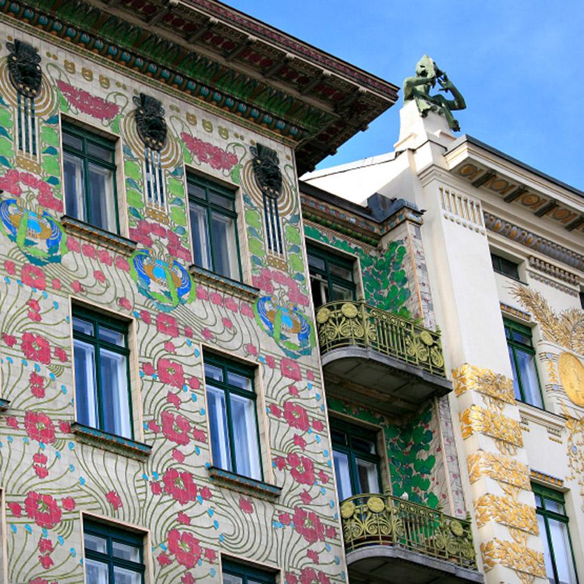 Les Maisons de la Wienzeile