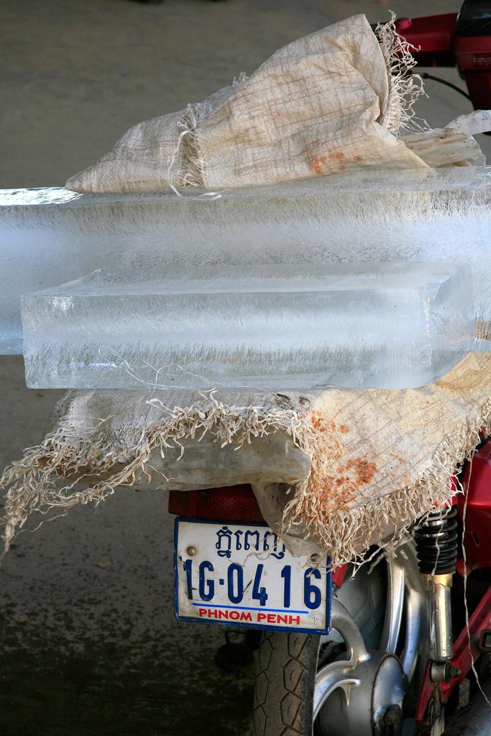 Les glacons pour rafraîchir nos bières & cola