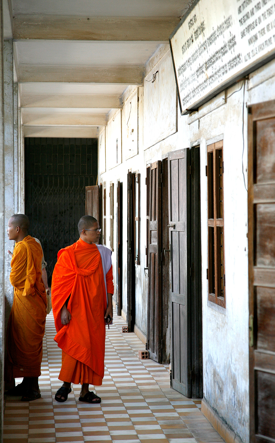 Musée Tuol Sleng © JJ Serol