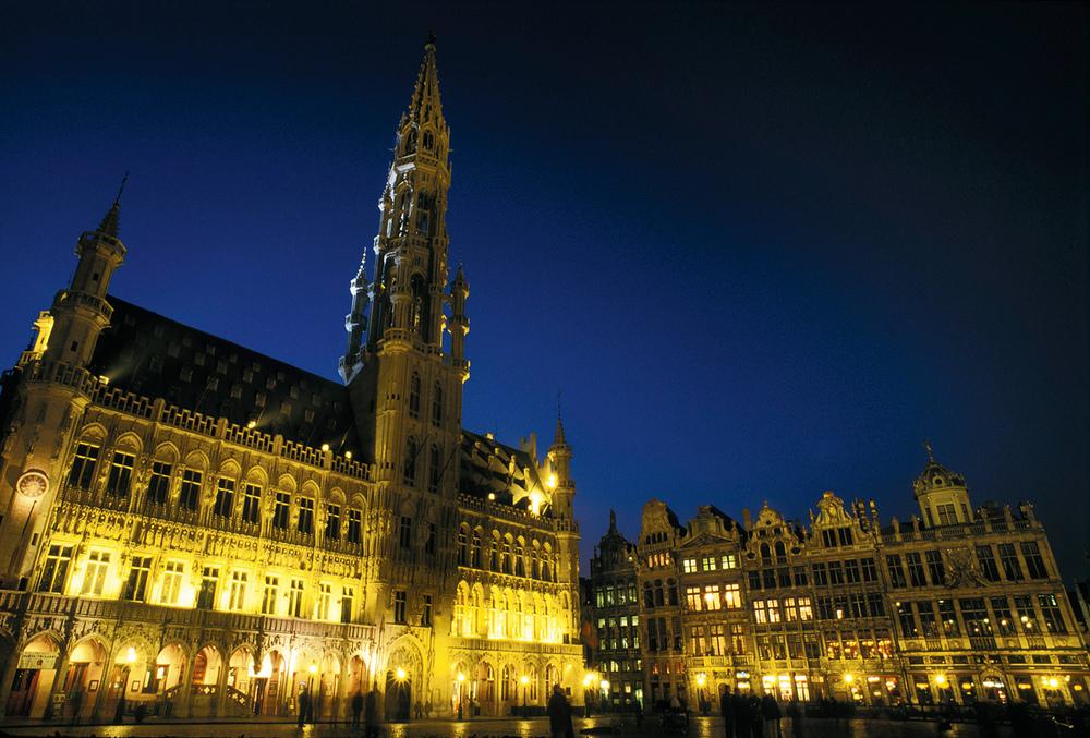 Notre Grand Place, irremplacable