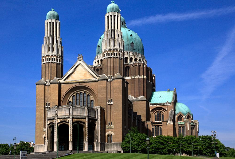 Basilique de Koekelberg, immuable