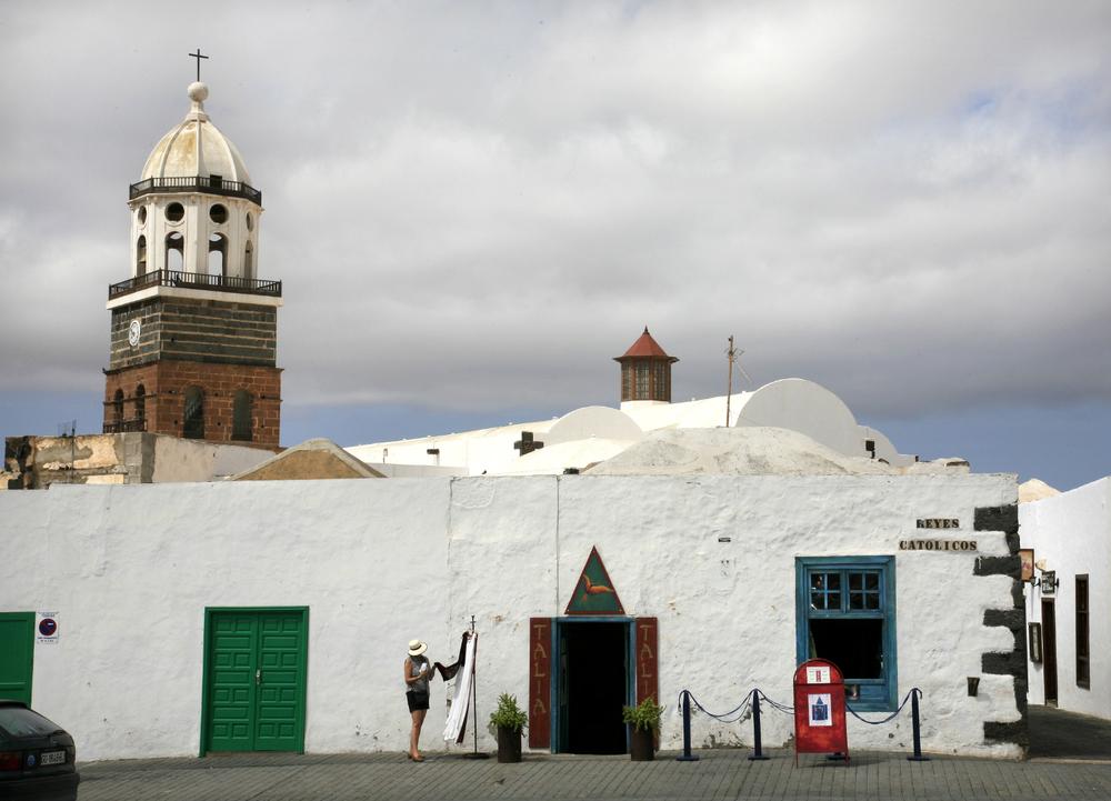 Teguise Village, Lanzarote