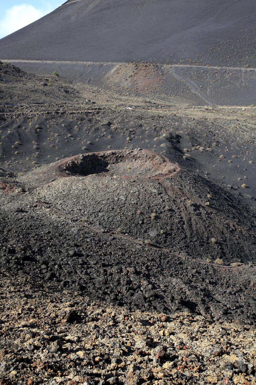 Au volcan de Tenequia