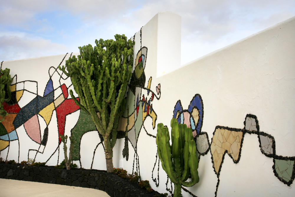 Jardins, Cesar Manrique Foundation, Taro de Tahiche