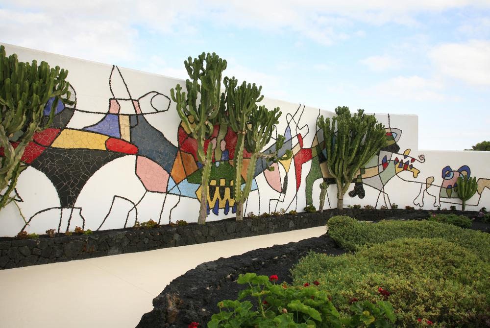 Cesar Manrique Foundation, Taro de Tahiche
