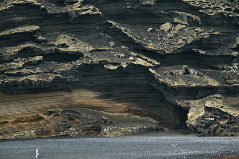 Roches sculpturales d'El Golfo, Lanzarote