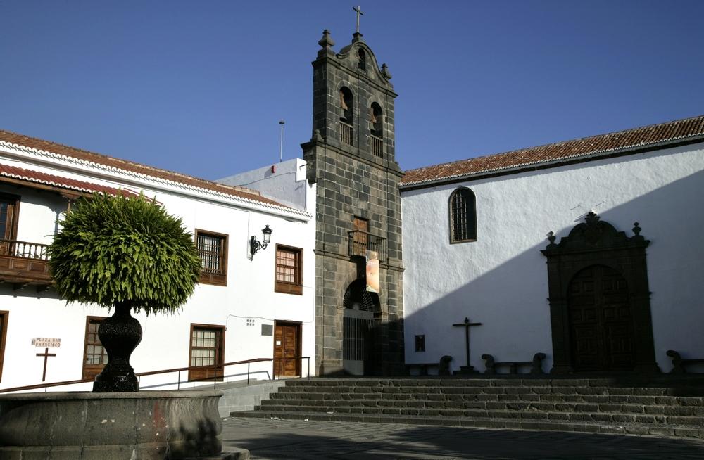 Eglise San Francisco, Santa Cruz de La Palma