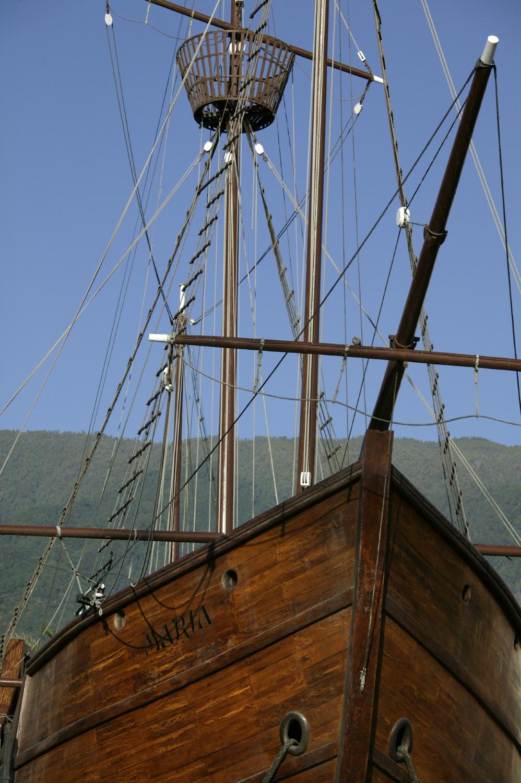Réplique du navire de Christophe Colon, Santa Cruz