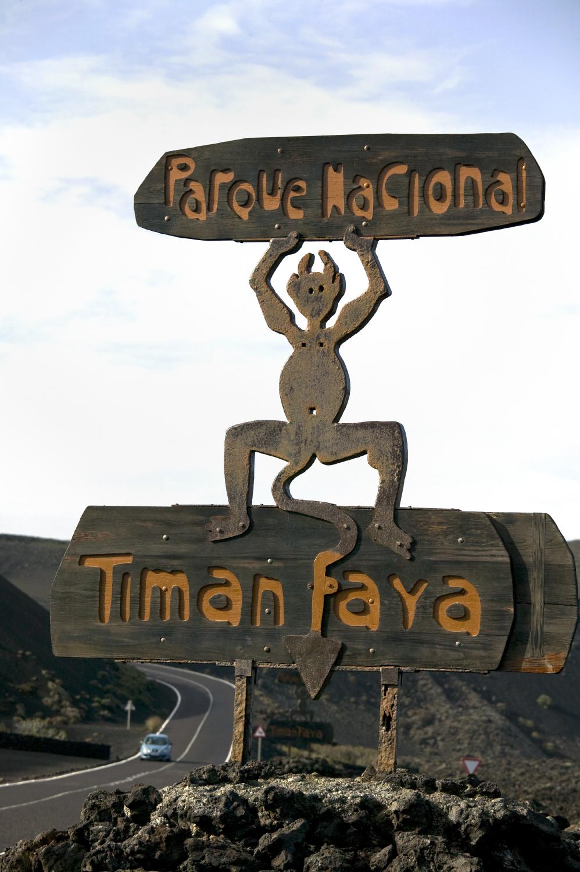 Bienvenue à Timanfaya