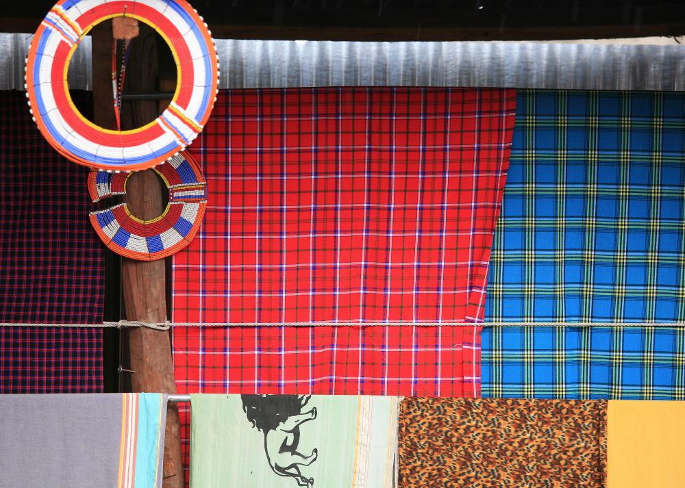 Parements Masai