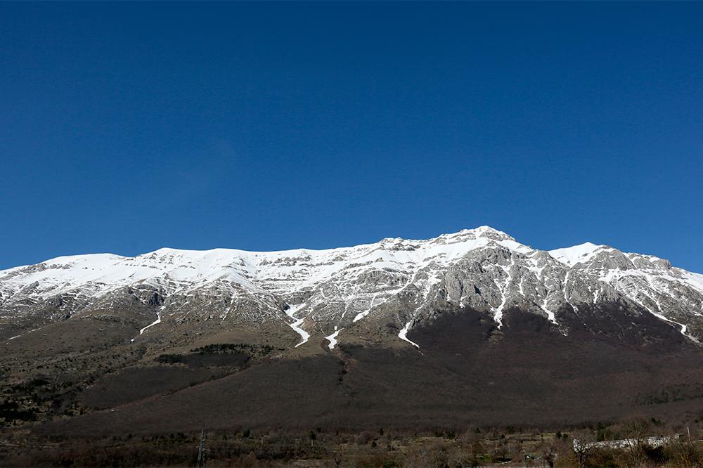 Monts Sibyllins