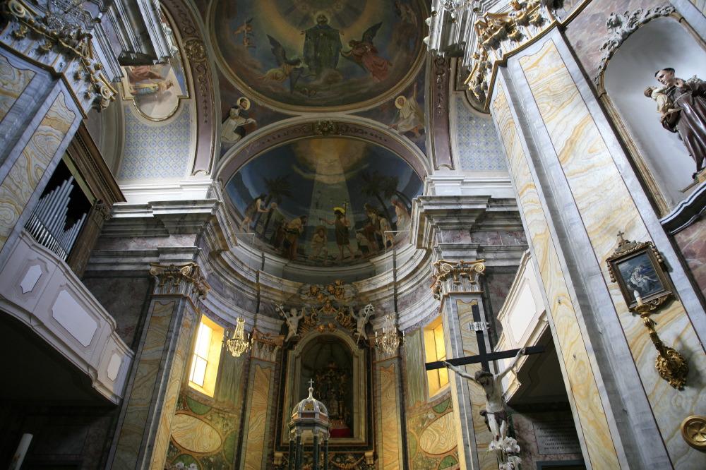Eglise San Giovanni Battista, de Rapagnano