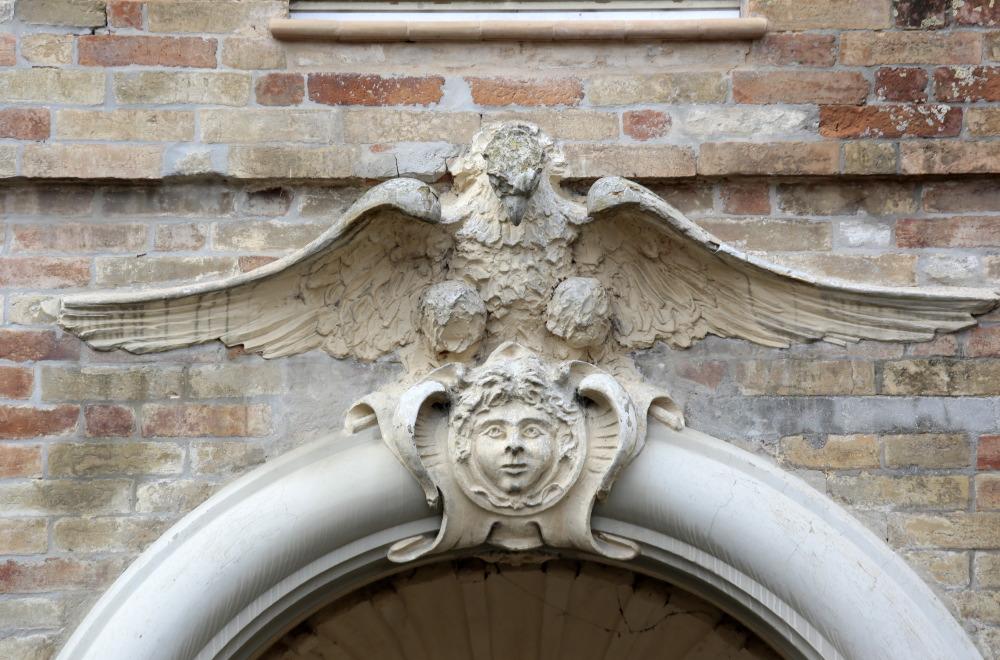 Rapagnano, détail d'architecture