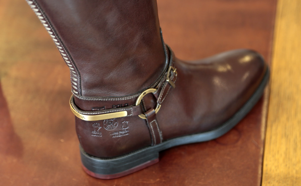 Giano, artisan de luxe : shoe maker