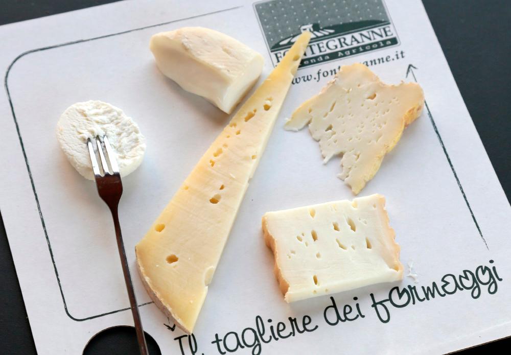 Fromages de Fontegranne, Belmonte Piceno