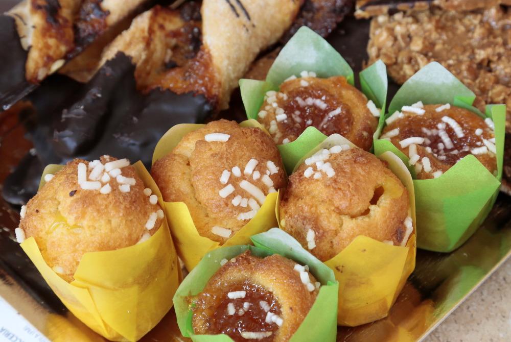 Pâtisseries d'Amandola