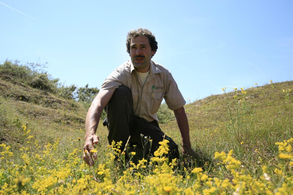 Garde forestier 'Natuur en Bos'