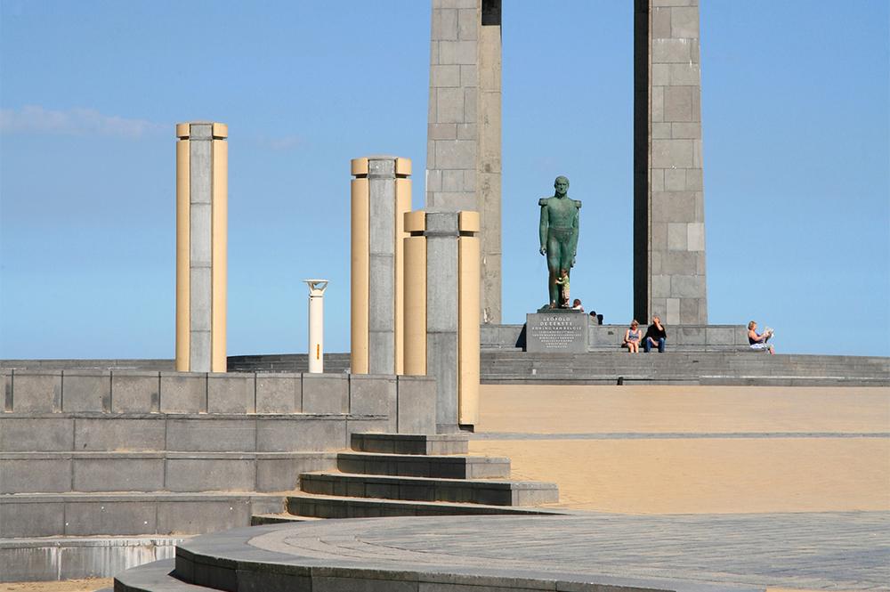 Statue de Léopold I