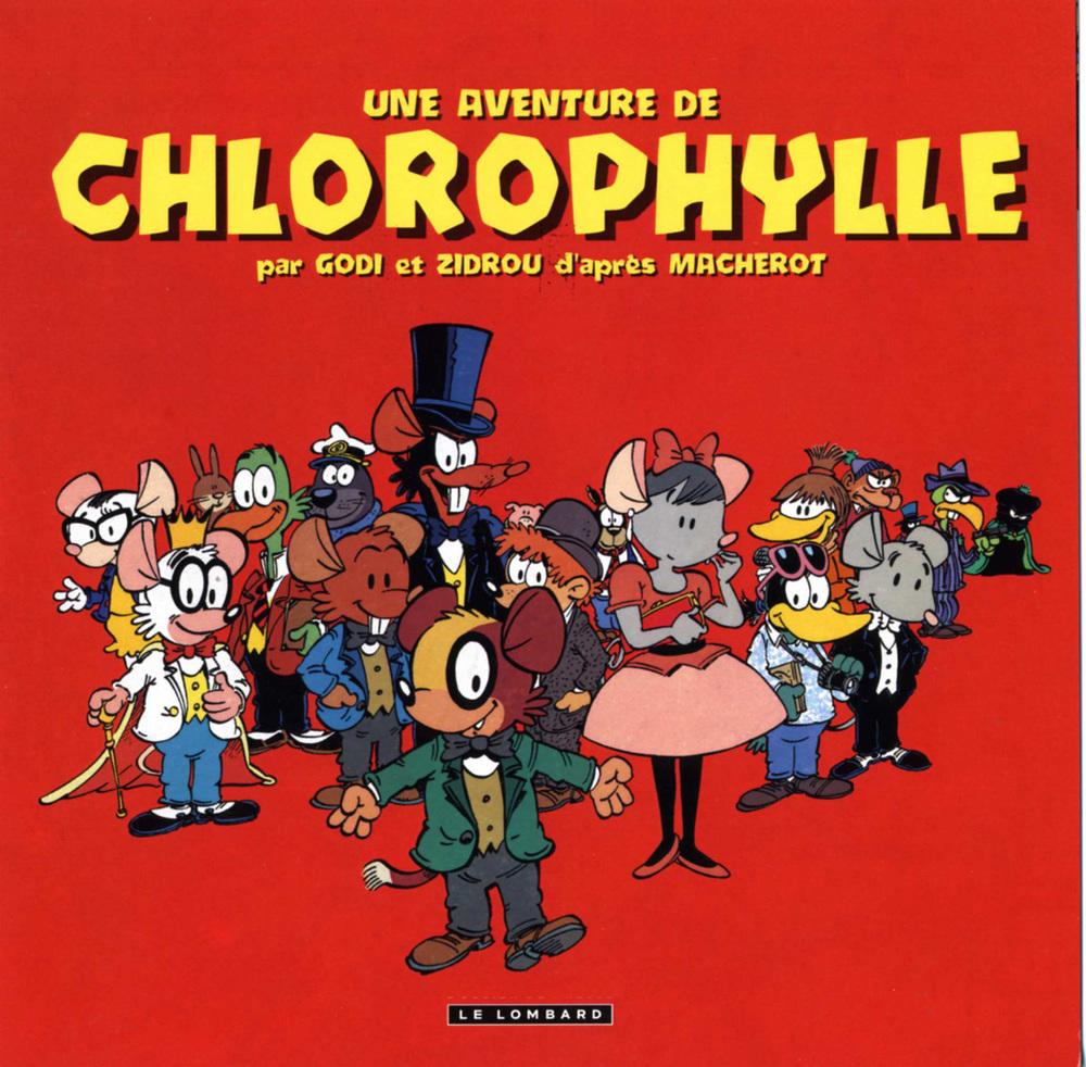 Chlorophyle par Godi & Zidrou