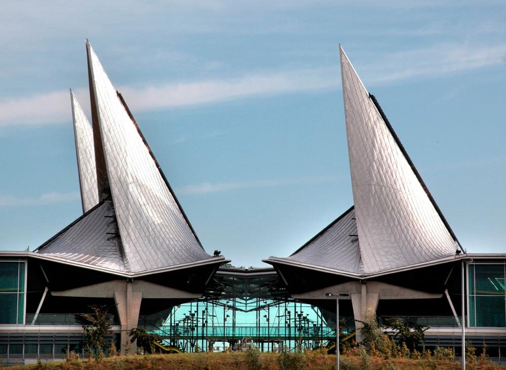 Palais de Justice, par l'architecte du Centre Pompidou à Paris