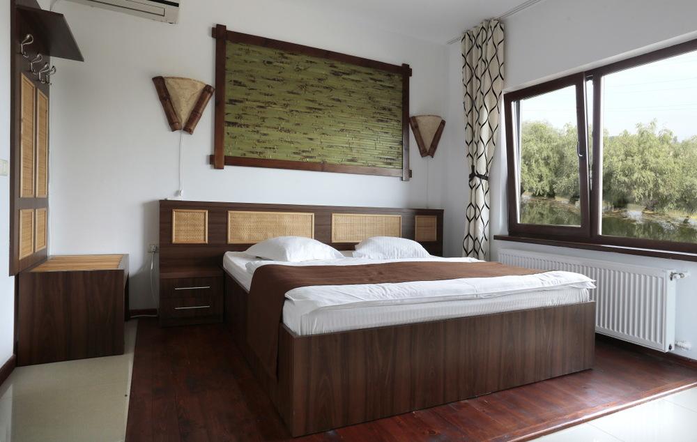 Notre Danube Delta Resort à Crisan