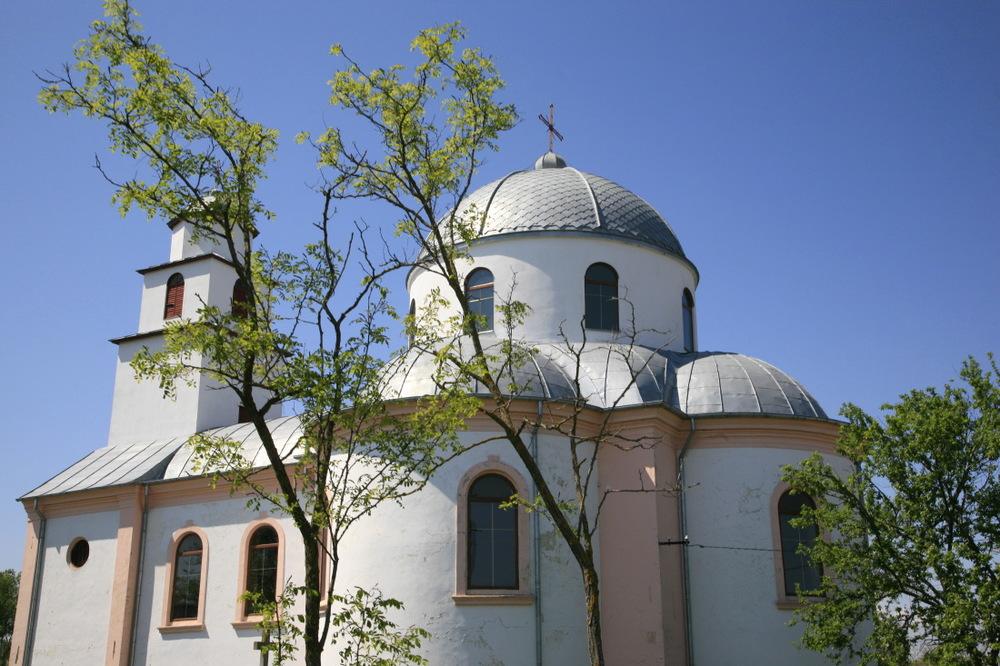 Eglise des vieux orthodoxes de Letea