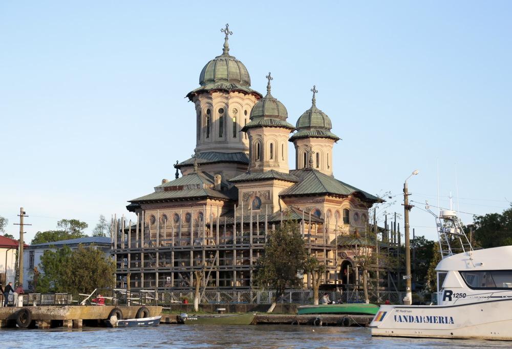 Une église de Salina