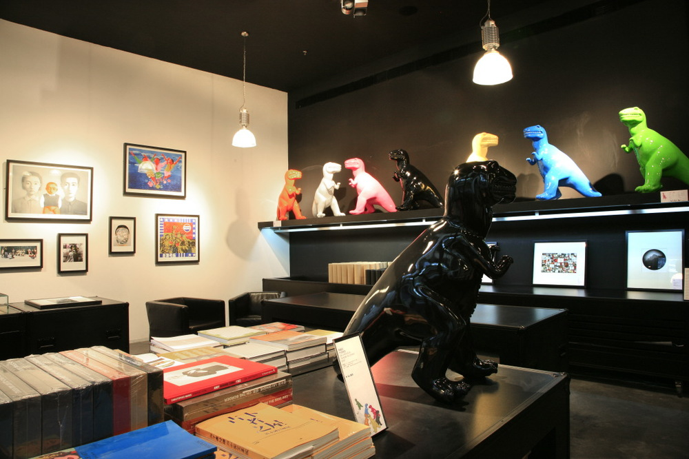 La boutique de l'UCCA (Dashanzi Art District / 798)