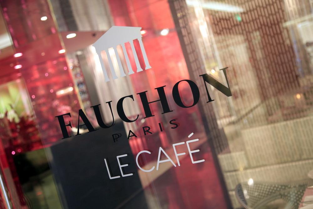 Fauchon Paris le Café, 2e ét. Shin Kong Place