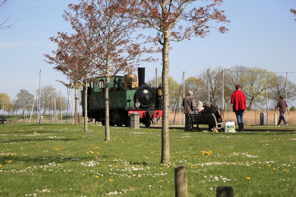 Petit train de St Valery-sur-Somme