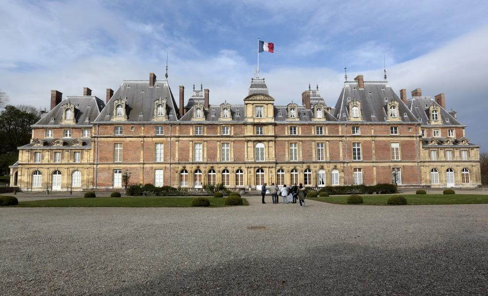 Château du roi Louis-Philippe à Eu