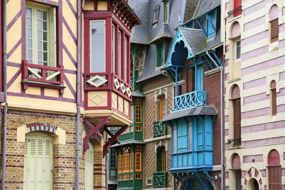 Ensemble Belle Epoque, front de Mers-les-Bains