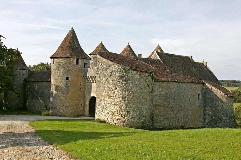 Château de Forges en Petite Brenne