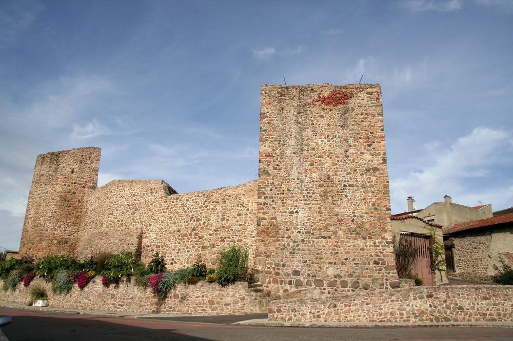 Village médiéval de Villerest