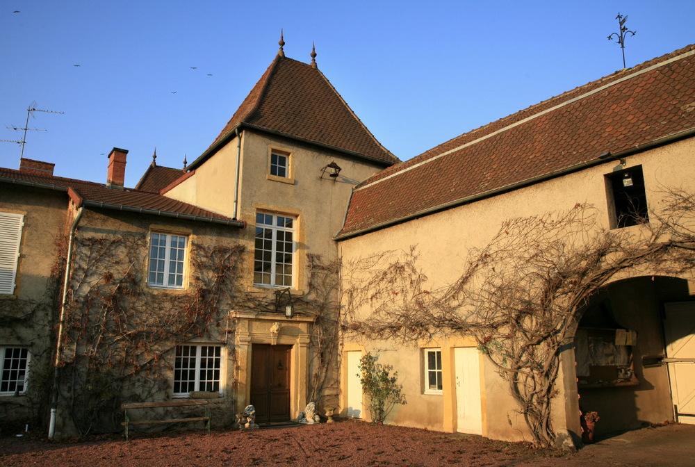 Château Bachelard à Commelle-Vernay, Roanne/Le Coteau