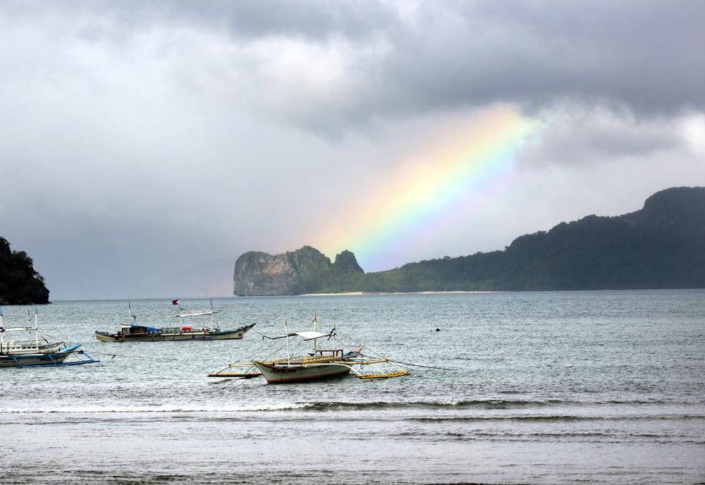 Après l'orage, Philippines