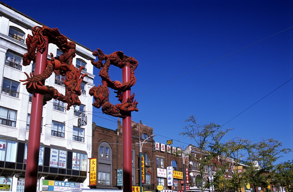 Le Chinatown de Toronto