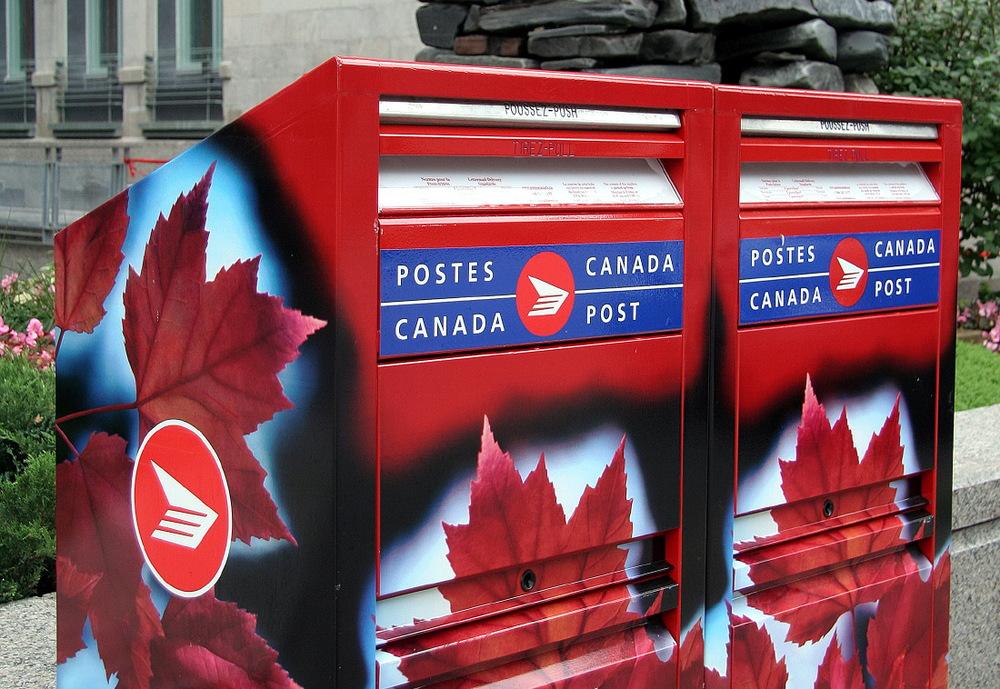 Même les boites aux lettres nous fascinent