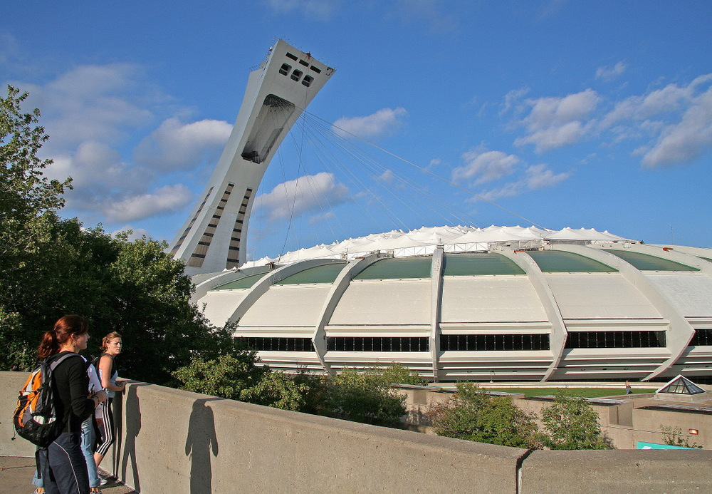 Tour de Montréal, quartier Hochelaga-Maisonneuve