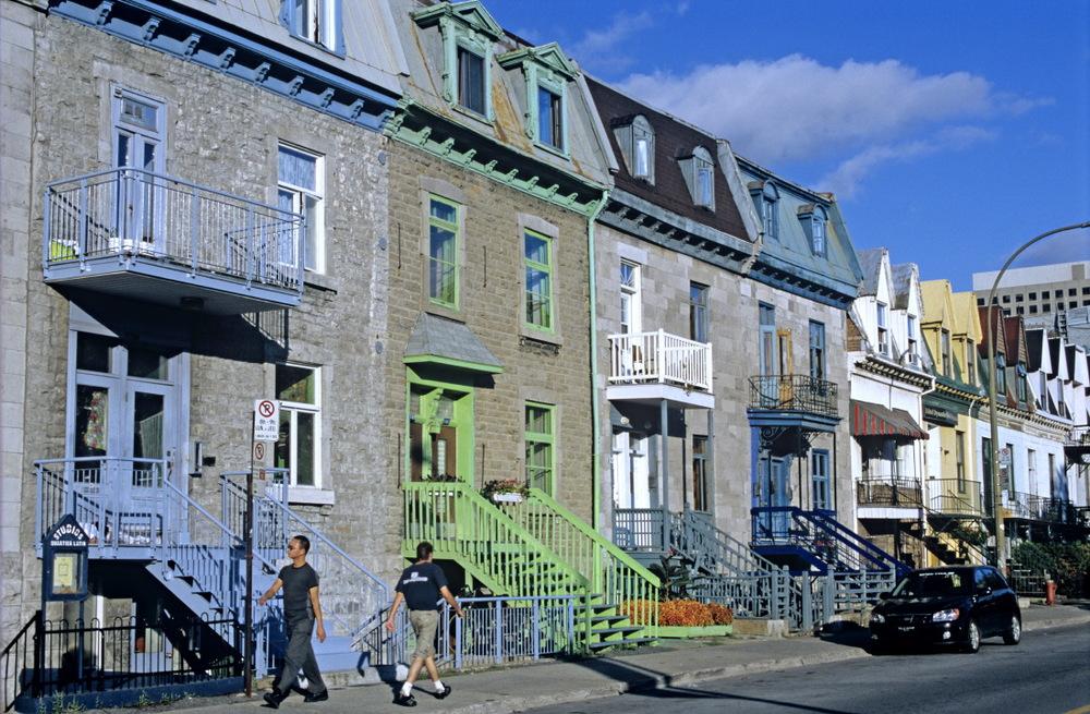 Les maisons victoriennes de Montréal