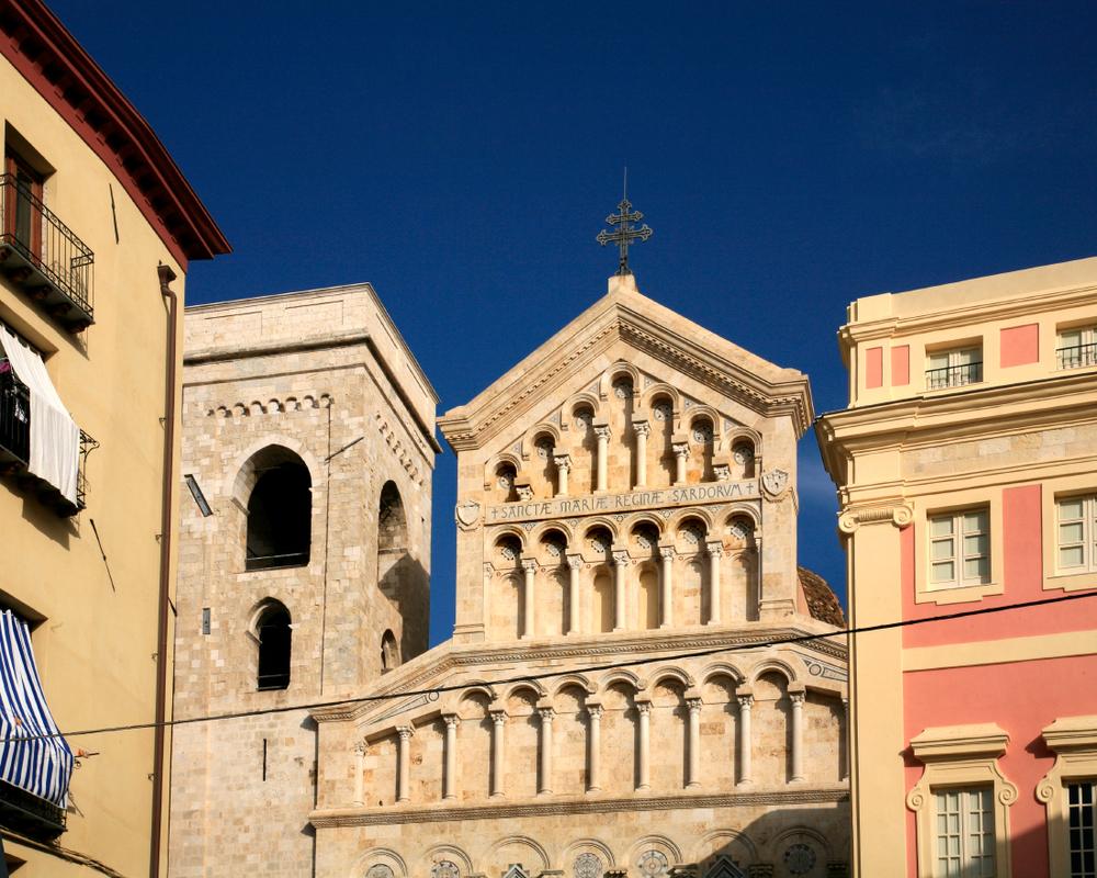 Cathédrale Sta Maria, Cagliari