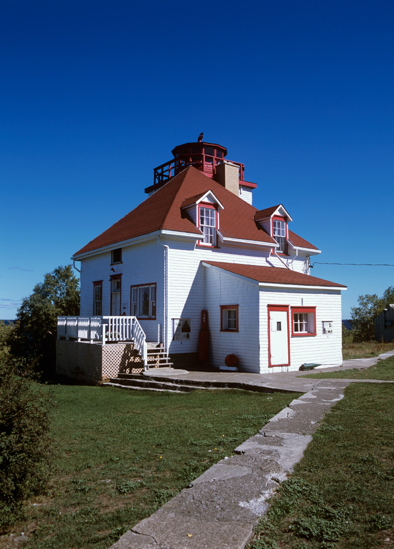 Cabot Head lighthouse, Bruce Peninsula