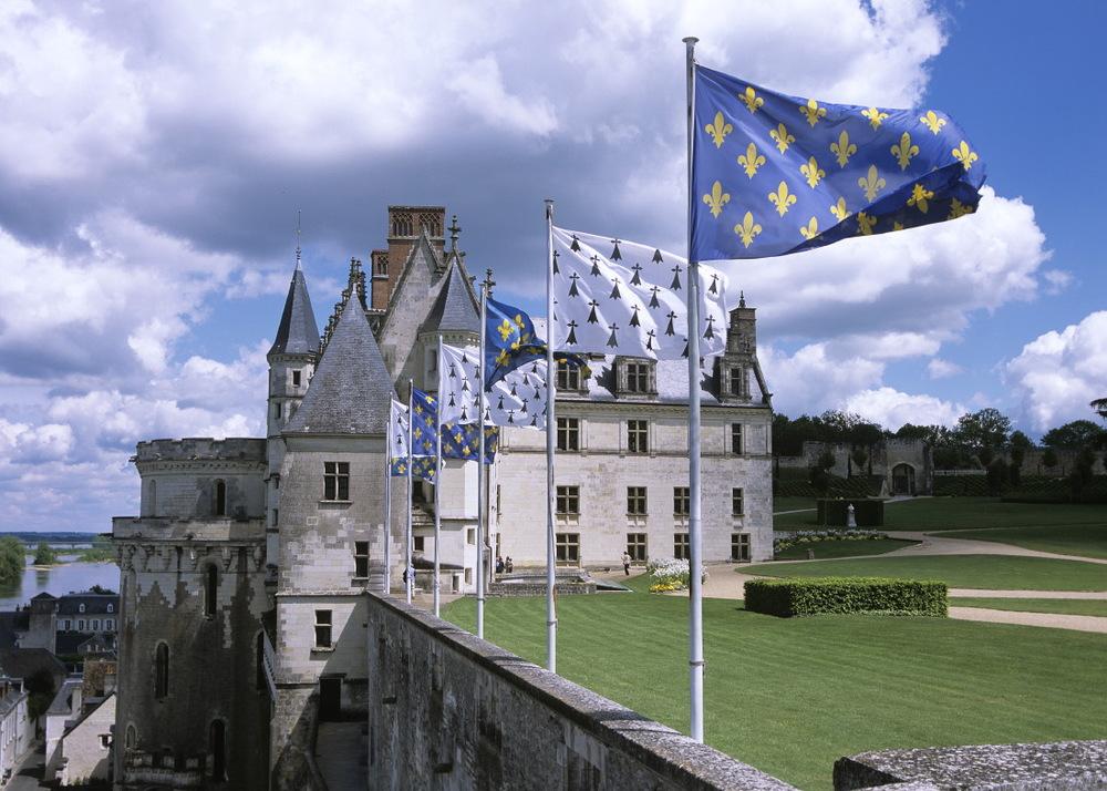 Le Château d'Amboise, Val de Loire