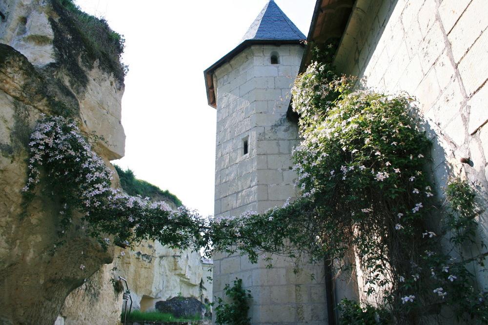 Petit village en Val de Loire